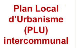 PLUI (Plan Local d'Urbanisme Intercommunal)